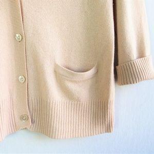 J. Crew Sweaters - J. Crew cashmere blush pink cardigan